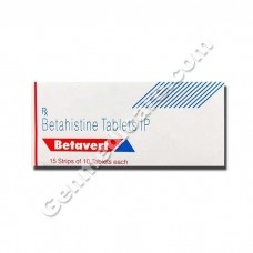 Betavert 8 mg Tablet, Anti Emetic