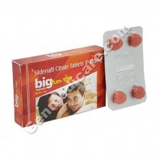 Bigfun 100 mg Tablet