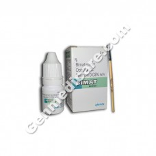 Bimatoprost Eye Drops, Buy Bimatoprost Eyelash Serum + Brush