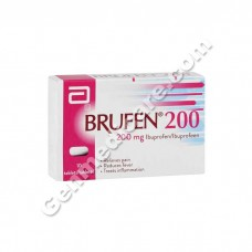 Brufen 200 mg Tablet