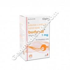 Budesal Respules 1 mg