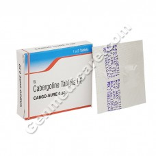 Cabergoline 0.5mg Tablet