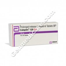 Calaptin SR 120 mg Tablet