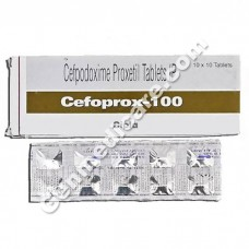 Cefoprox 100 mg Tablet, Antibiotics