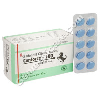 Cenforce 100 mg Tablet