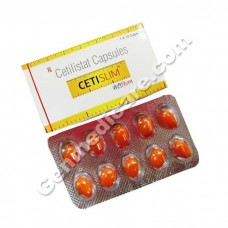 Cetislim 60 mg Tablet