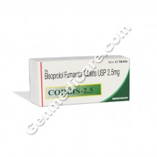 Corbis 2.5 mg Tablet