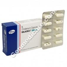 Dalacin C 300 mg Capsule