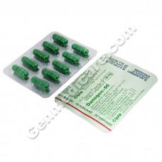 Danogen 50 mg Capsule