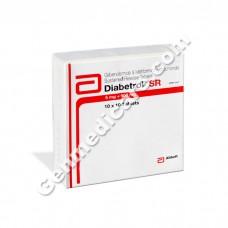 Diabetrol SR Tablet