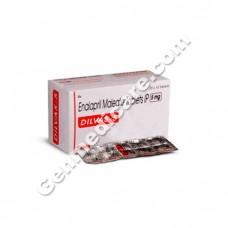Dilvas 5 mg Tablet, Heart & Blood Pressure