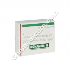 Donep 10 mg Tablet