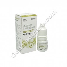 Dorzox T Eye Drop (5ml)