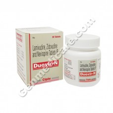 Duovir N Tablet, Hiv Care