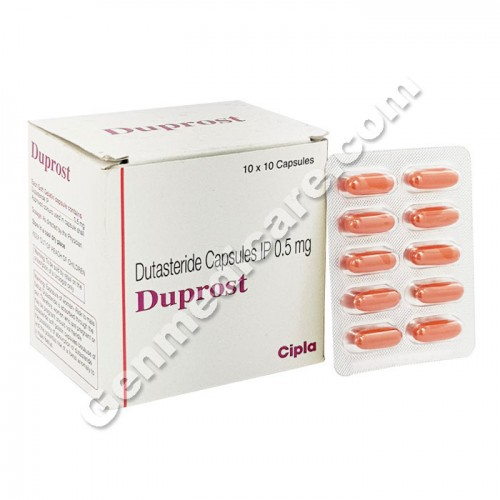 Duprost 0 5 mg breastfeeding