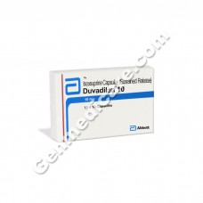 Duvadilan 10 mg Tablet