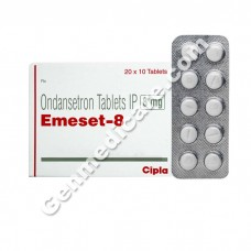 Emeset 8 mg Tablet