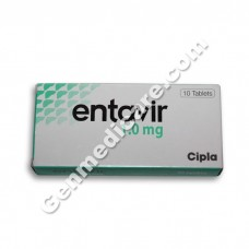 Entavir 1 mg Tablet