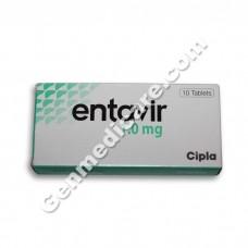 Entavir 1 mg Tablet, Hiv Care