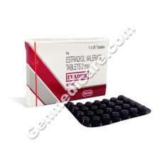 Evadiol 2 mg Tablet, Hormonal Disease