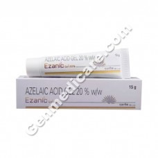 Ezanic Cream 20% (15gm)