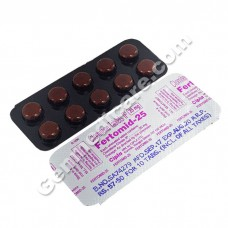 Fertomid 25 mg Tablet