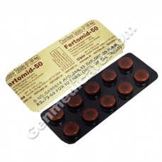Fertomid 50 mg Tablet