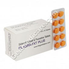 Filagra FXT Plus Tablet, Sildenafil Fluoxetine 160 mg