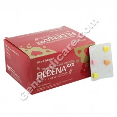 Fildena XXX, Fildena Fruit Chew 100mg