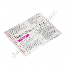 Finast 5 mg Tablet, Bladder Prostate Care