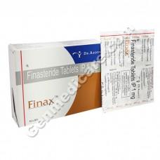 Finax 1 mg Tablet, Bladder Prostate Care