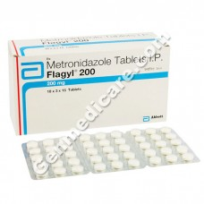 Flagyl 200 mg Tablet