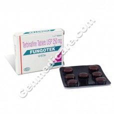 Fungotek 250 mg Tablet