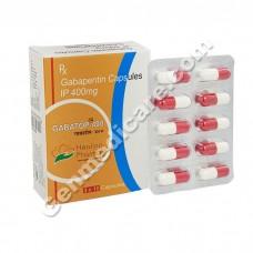 Gabatop 400 mg Capsule, Epilepsy