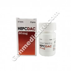Hepcdac 60 mg Tablet, Hepatitis