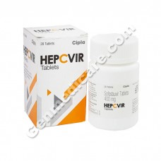 Hepcvir 400 mg Tablet