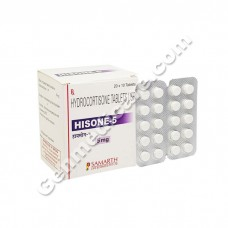 Hisone 5 mg Tablet, Allergy