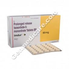 Imdur 60 mg Tablet, Anti Anginal