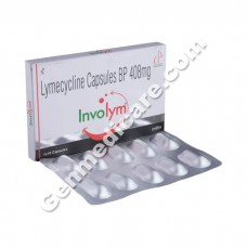 Involym 408 mg Capsule, Antibiotics
