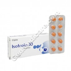 Isotroin 10 mg Capsule, Beauty & Skin Care