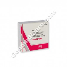 Itaspor 100 mg Capsule