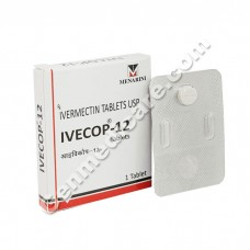 Ivecop 12 mg Tablet, Anthelmintic & Anti-Worm