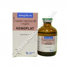 Kemoplat 50mg Injection