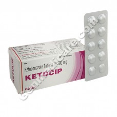 Ketocip 200 mg Tablet