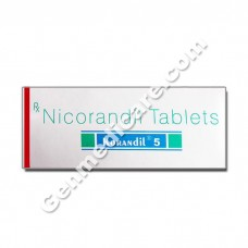 Korandil 5 mg Tablet, Anti Anginal