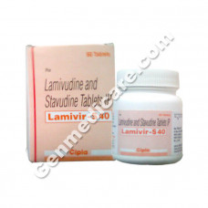 Lamivir S 40 Tablets, Hiv Care
