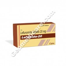 Lefumide 20 mg Tablet