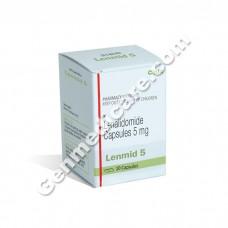 Lenmid 5 mg Capsule, Anti Cancer