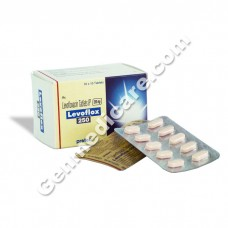 Levoflox 250 mg Tablet