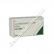 Levolin 1 mg Tablet, Asthma